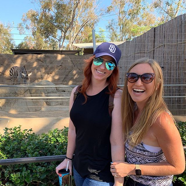 💜💙when you have a best friend that brings a huge amount of joy to your life, you can't help but smile 💙💜 #friends #joy #mentalhealth #zoo #animals #conservation #bestfriends