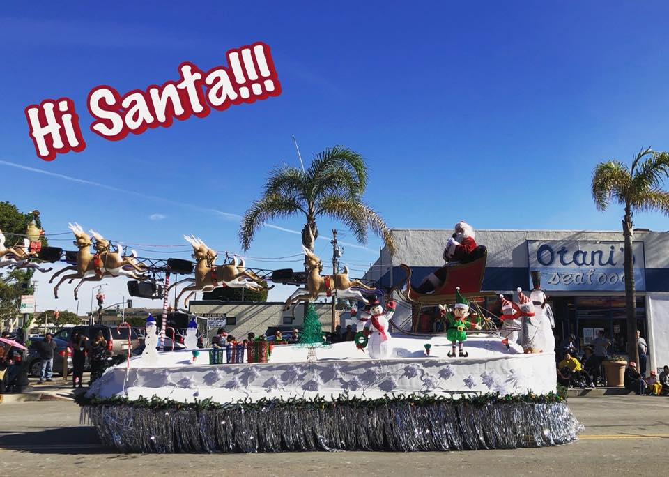 Oxnard Christmas Parade - When: Saturday, December 7, 2019Where: Downtown OxnardParade Starts: 10:00am