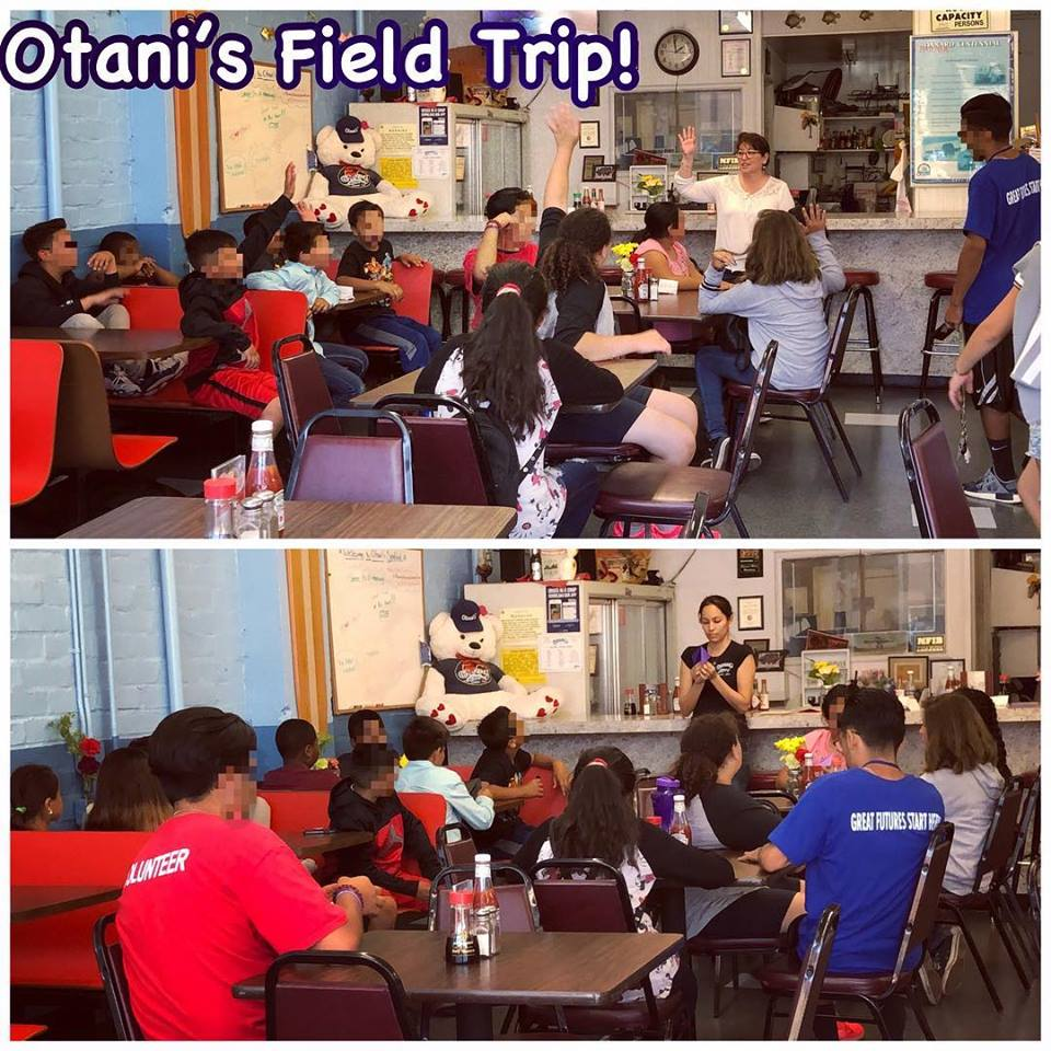 History, Origami, Beverages and Snacks - Otani's has been hosting Field Trips since the 1950's. We used to give tours of the Fish Market and the processing of all the fish. Now, Karen and Tani team up and give an Otani's history presentation, origami lessons and provide menu sampling!Call us to set up your Field Trip!