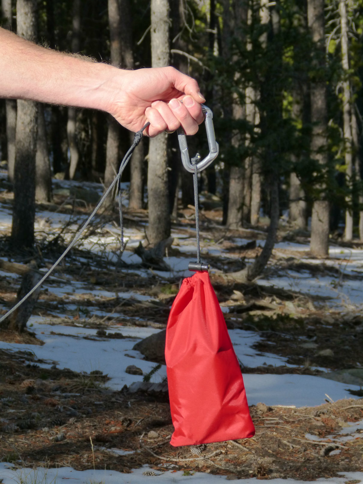 Durable Safety Throwbag