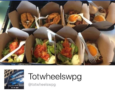 Tot Wheels - Serving up the hottest tots around! Call us for catering & special events!