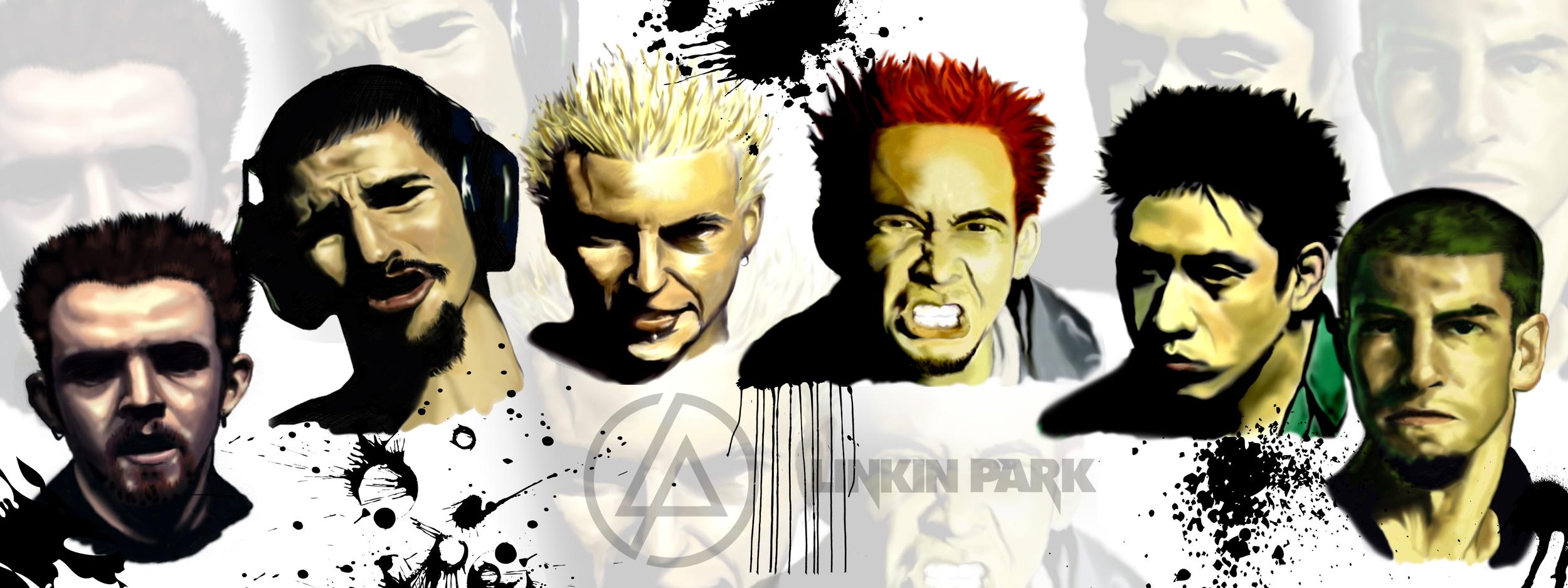 Linkin Park Circa 2001