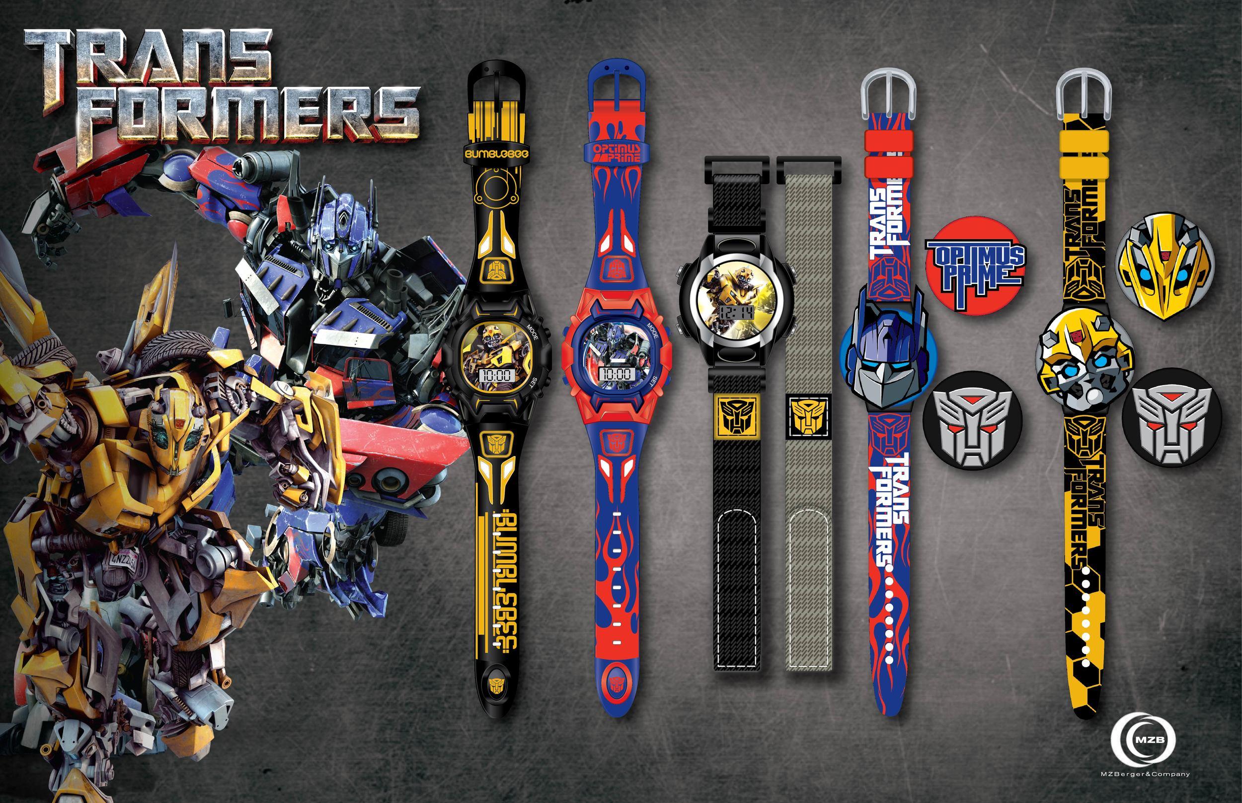 "Hasbro's ""Transformers"" Board"