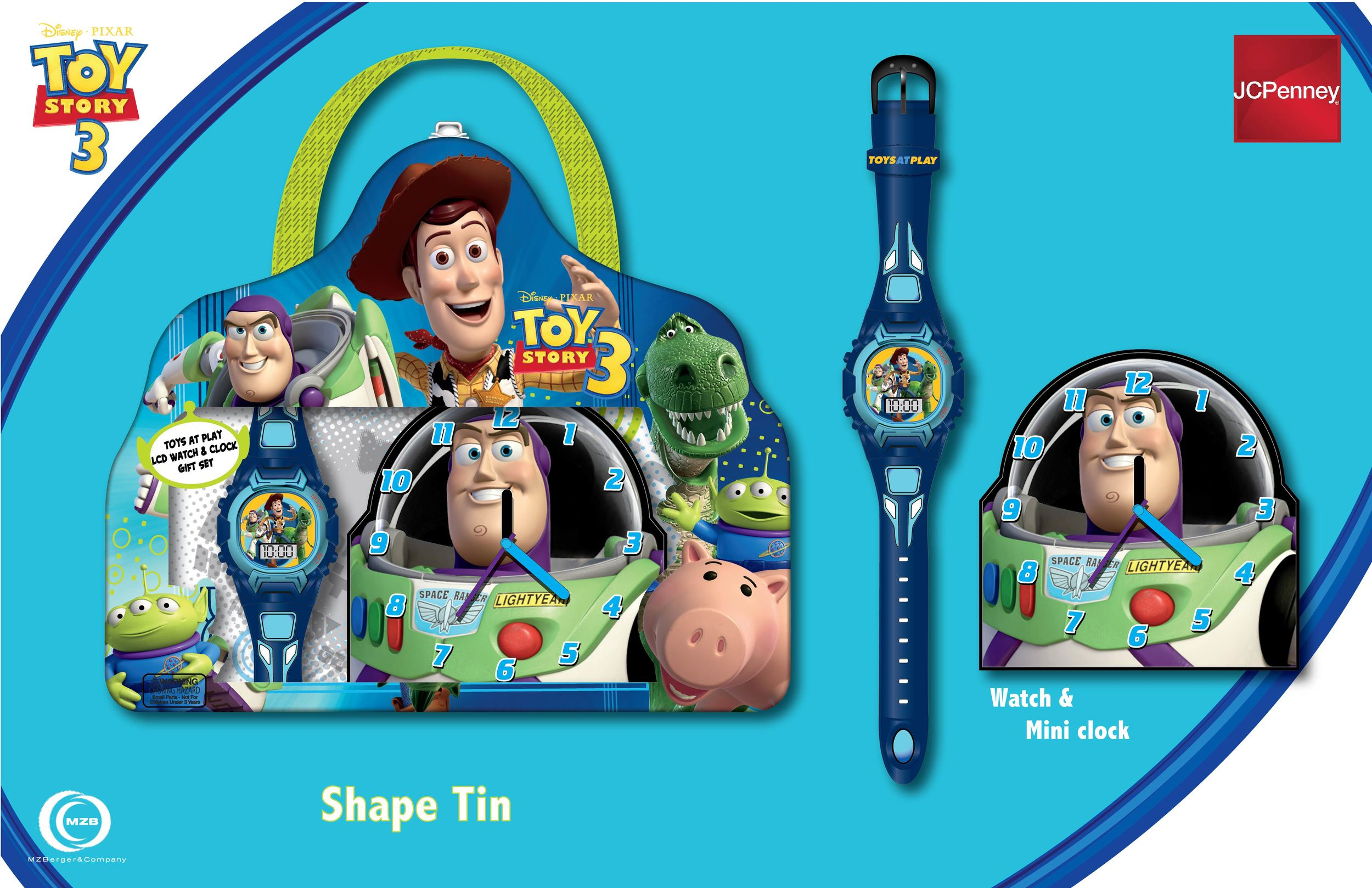 "Disney/Pixar's ""Toy Story 3"" Board"