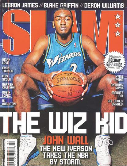 Slam Magazine - February 2011