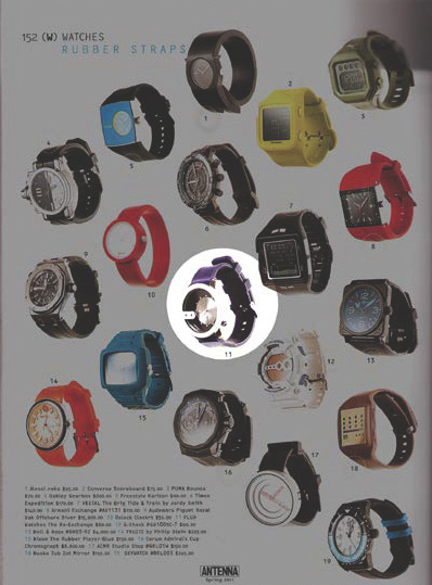 Antenna Magazine - Spring 2011
