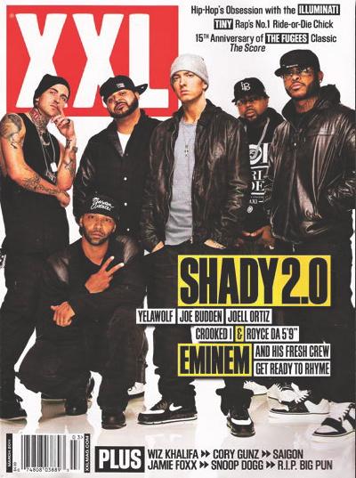 XXL Magazine - March 2011