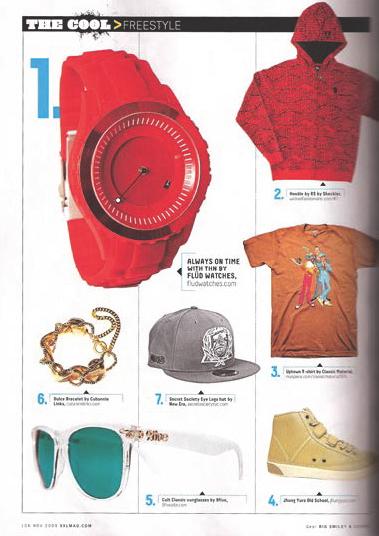 XXL Magazine - November 2009