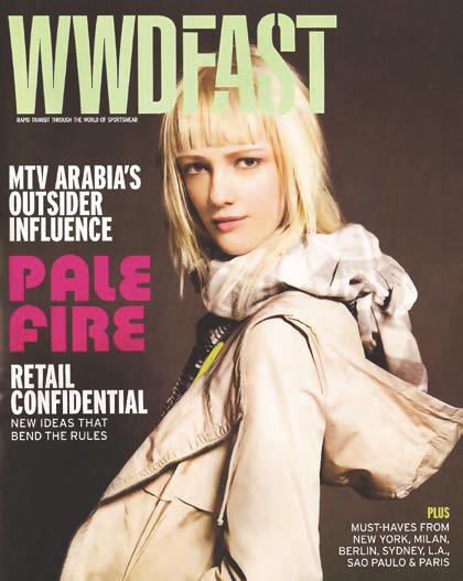 WWD Magazine - March 2009
