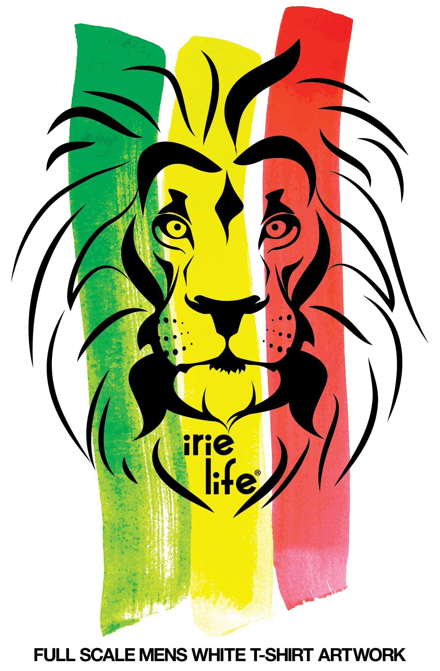 Irie Lion Design