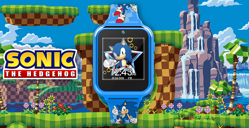 Sonic graphic for the smart watch display
