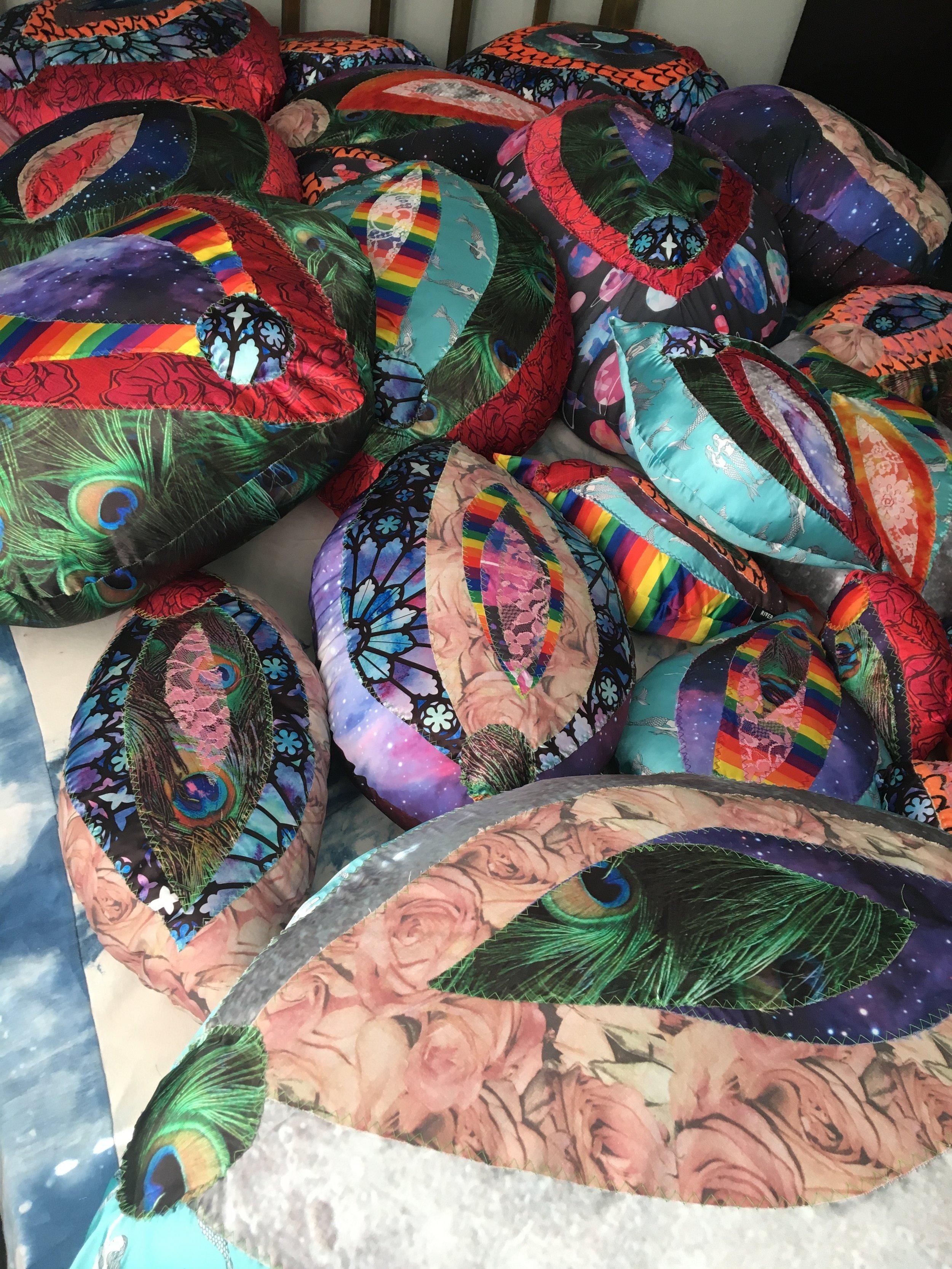 Vulva Pillow Pile 2.jpg