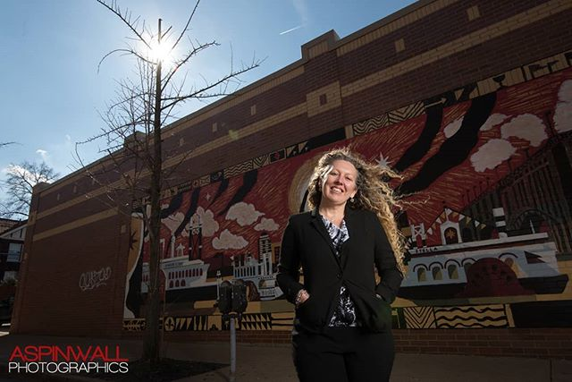 Give some love to the beautiful Chris B. One of my three gorgeous models on our day off in St. Louis. Is she not fabulous!? #delmarloop #stlouisgraffiti #stlouisphotographer #cheetahstand #interfits1 #dcportraitphotographer #sooc