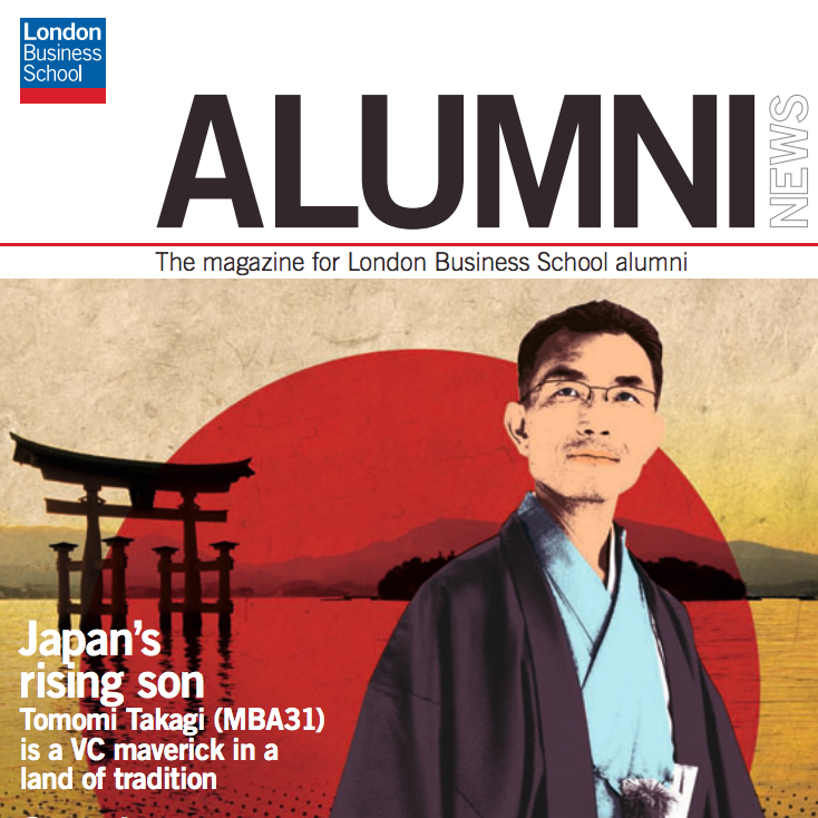 AlumniNews   - Editing the quarterly magazine for  the world's #1 business school —distributed to 35,000 alumni in 135 countries. (2009–2010)