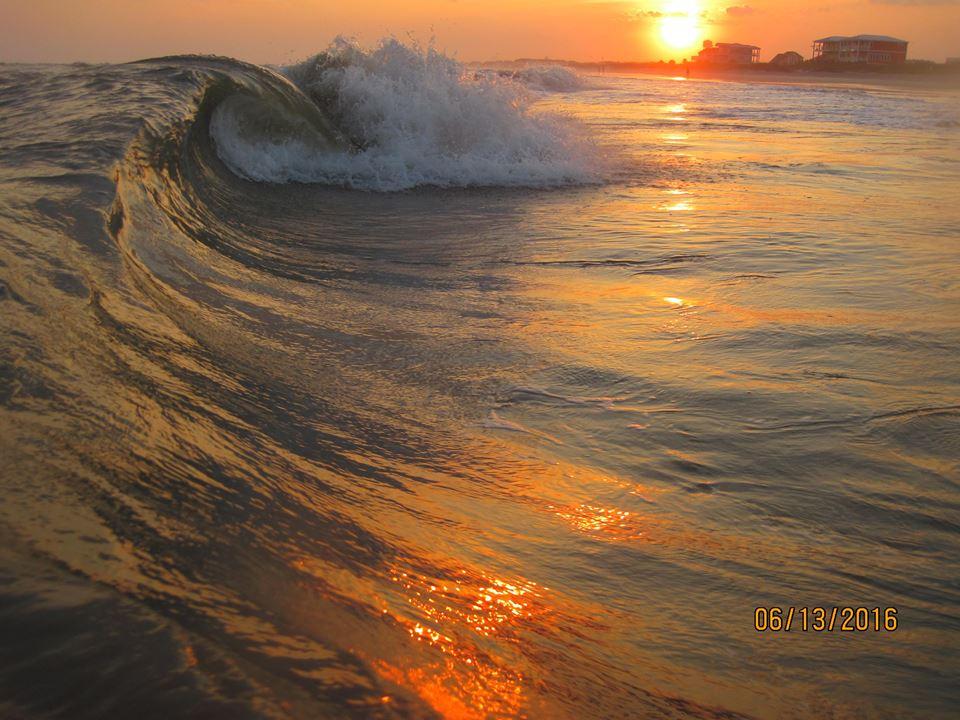 Holden Beach Sunset