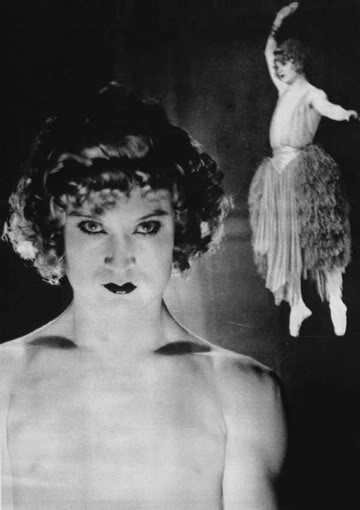 Barbette, as photographed by Man Ray
