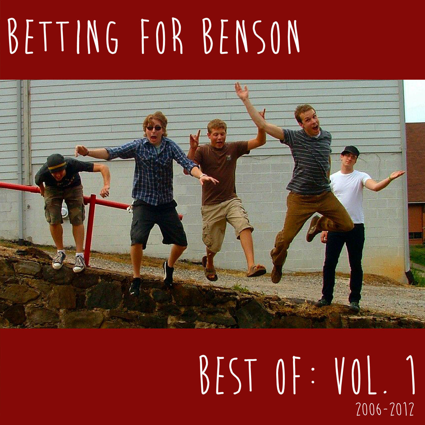 The Best Of - Volume 1 (2012)