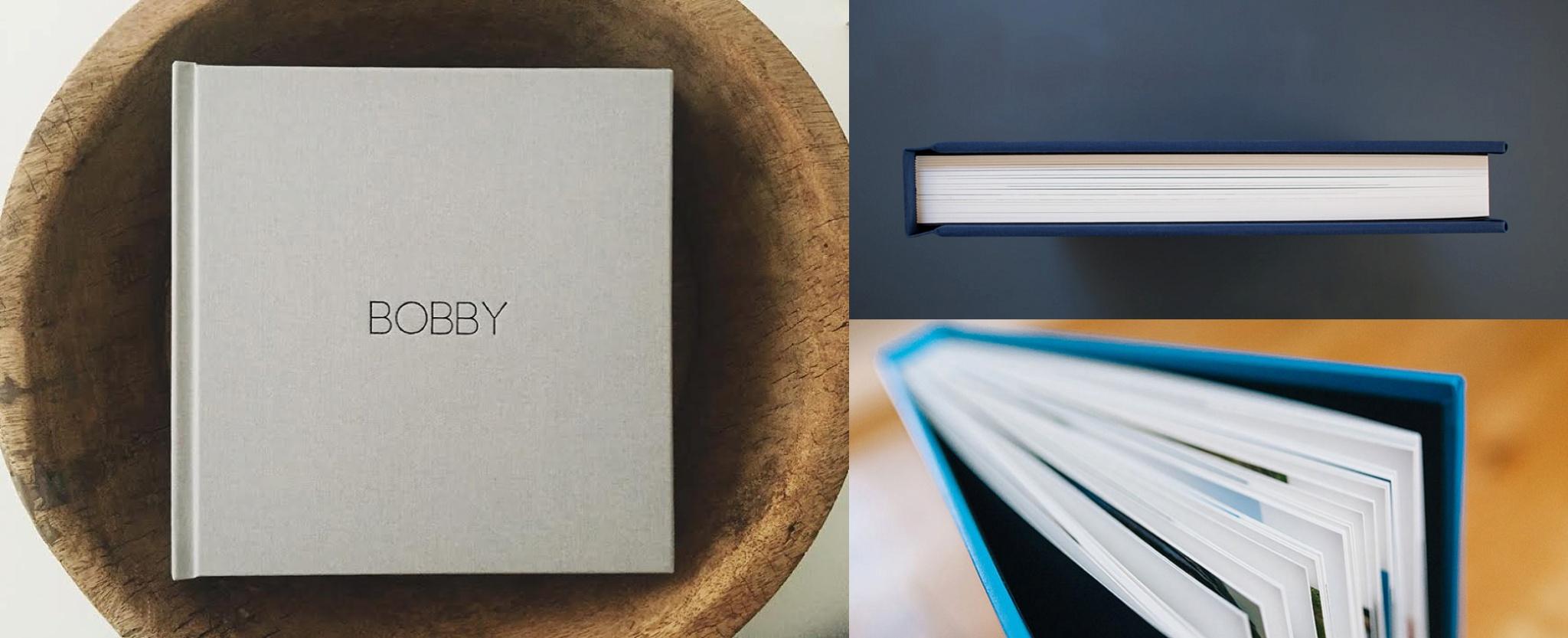 simple fine art book