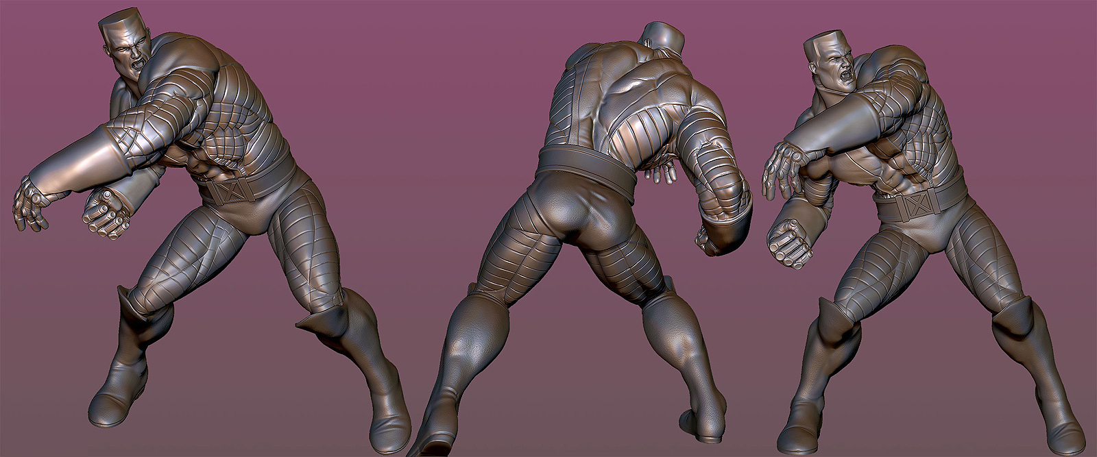 Colossus Sculpt