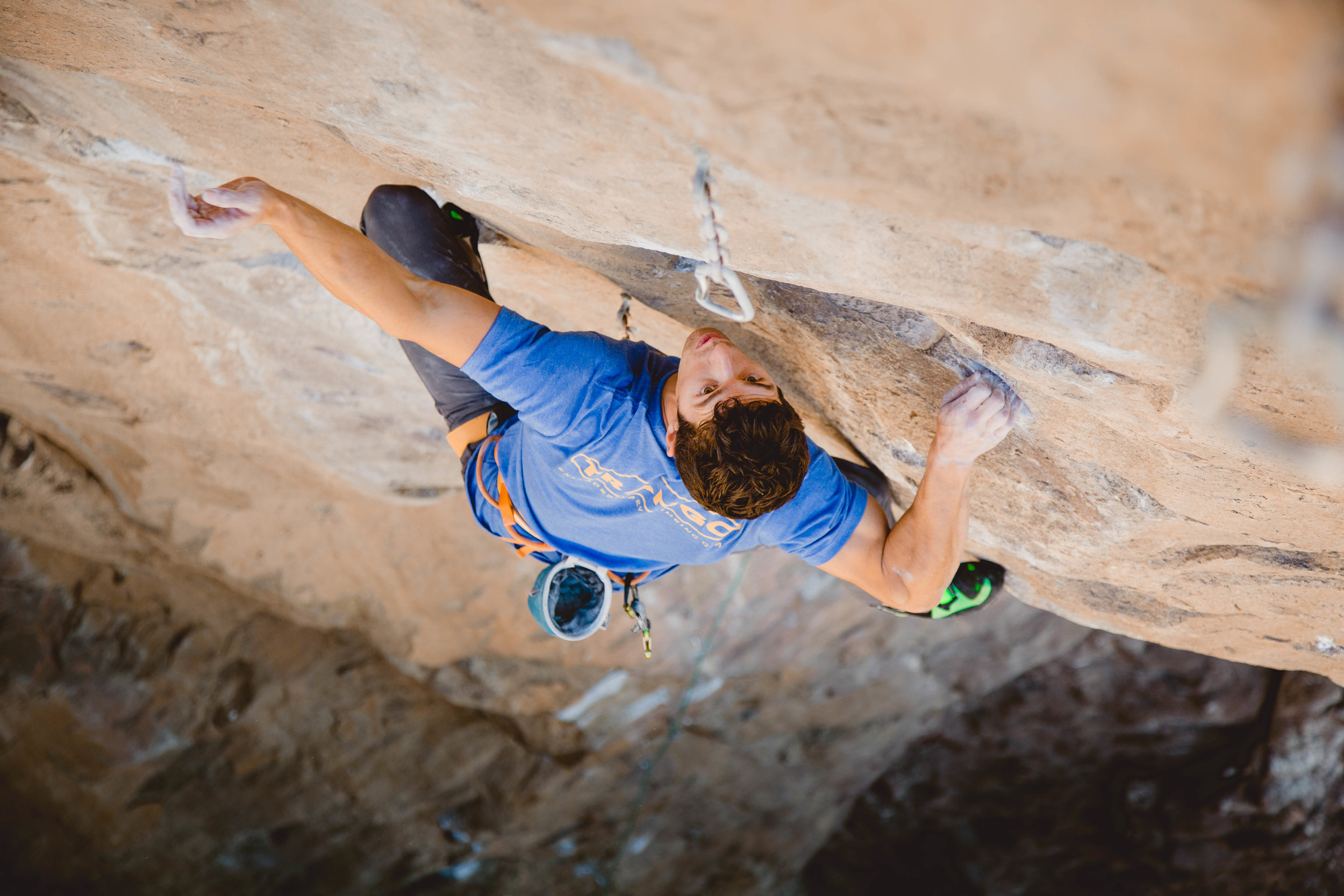 Nate Gerhardt - Is a 27 year old filmmaker / Photographer and mountain athlete.  Main sports are: Climbing, Alpine climbing, Skiing, and Trail Running