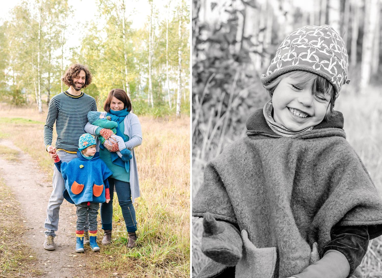 familienfotos-wald