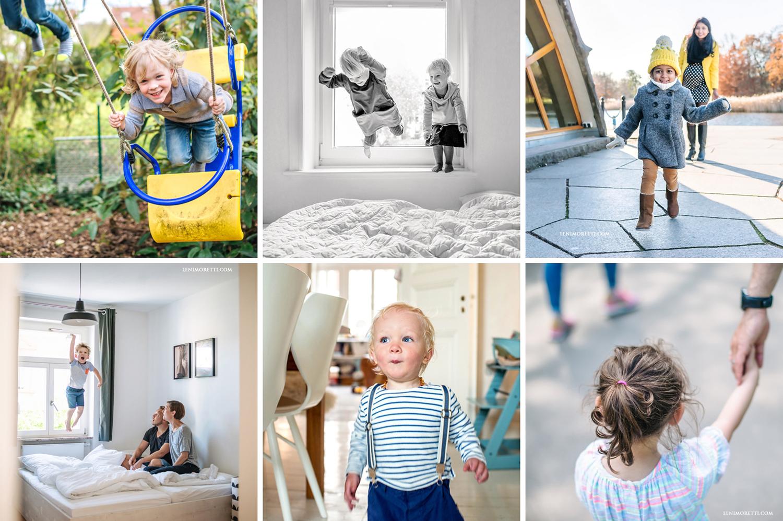 Bewegte Kinderfotos mit dem Kontinuierlichen Autofokus (AF-C)