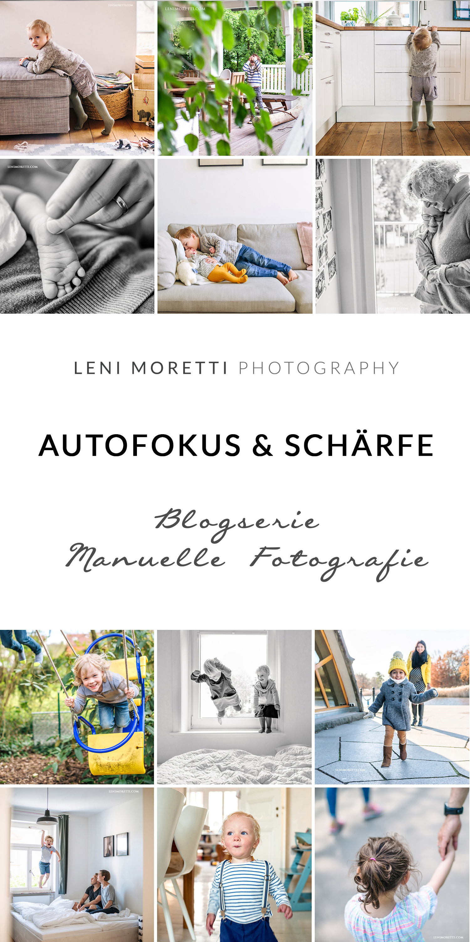 Autofokus und Schärfe - Blogserie Manuelle Fotografie. Merke Dir diesen Artikel auf Pinterest!