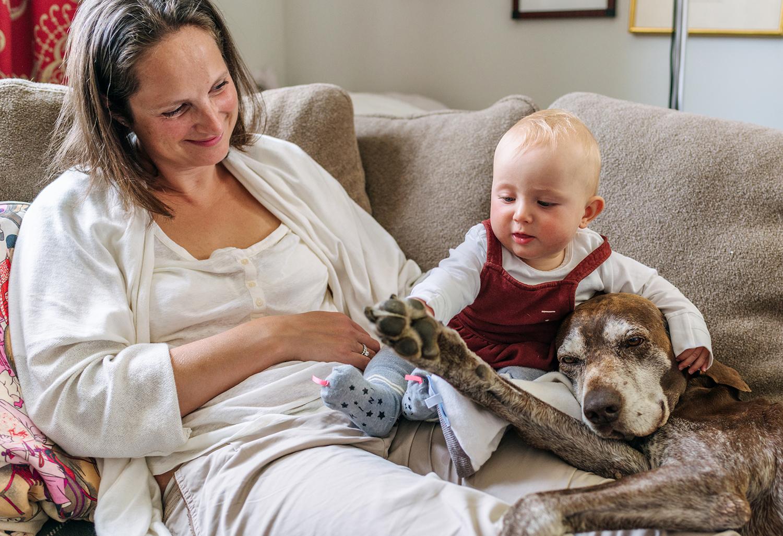 baby-hund-fotos