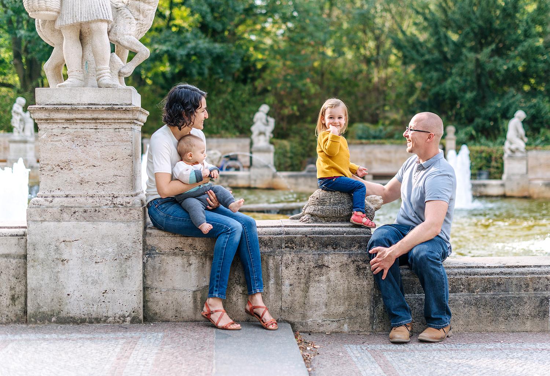 Die schönste Foto Location für Familienbilder in Berlin ...