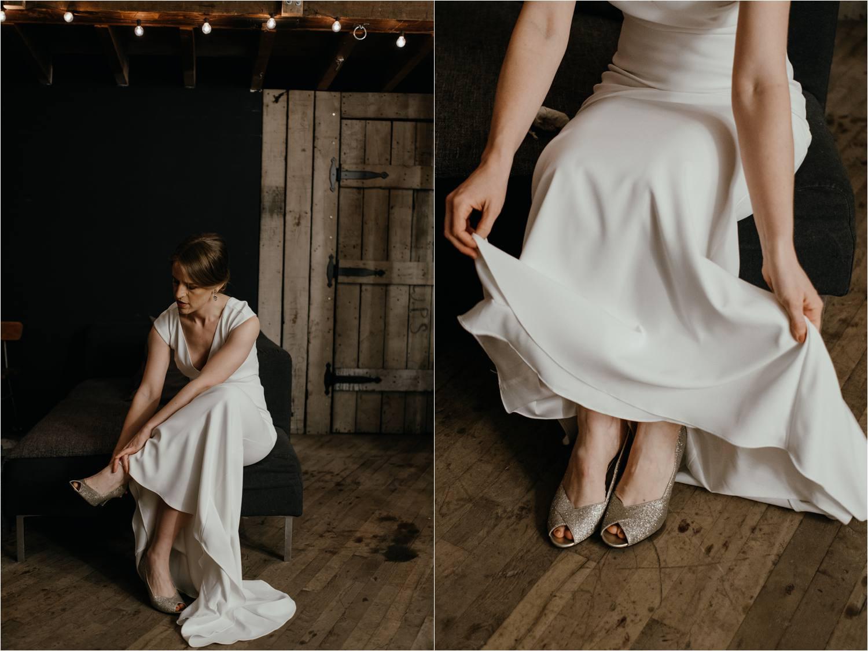 Brooklyn Warehouse Wedding - Brooklyn Wedding Photographer - Warehouse Studios Brooklyn Wedding - Jemima Richards - NYC Photographer
