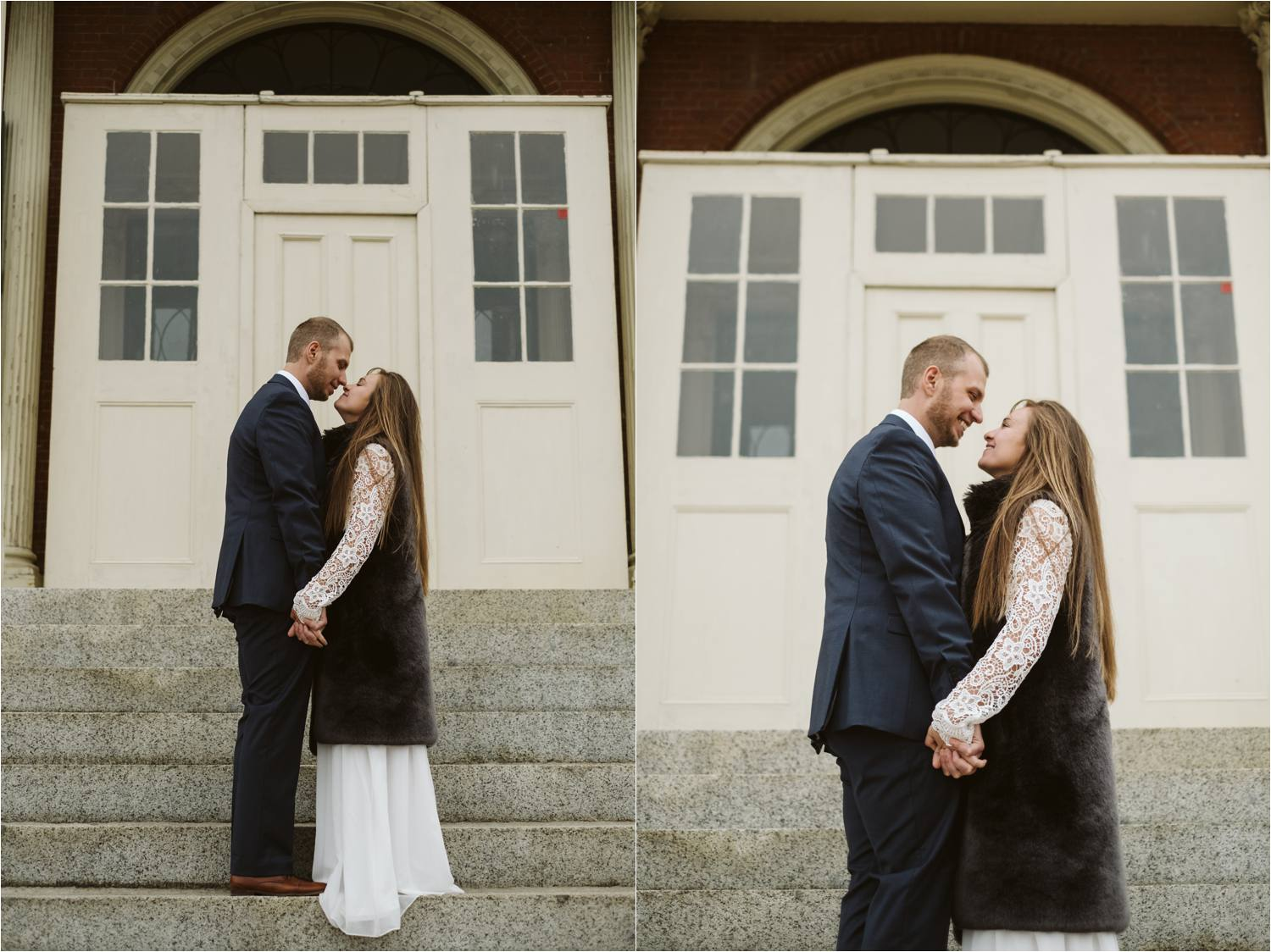 Salem Massachusetts Elopement - Jemima Richards