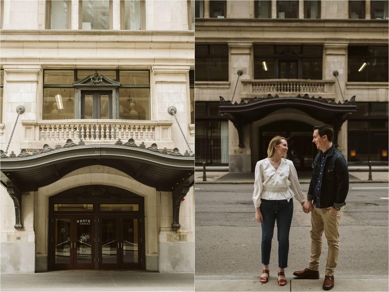 Boston Back Bay Engagement Session - Boston Engagement - Boston Public Garden - Jemima Richards