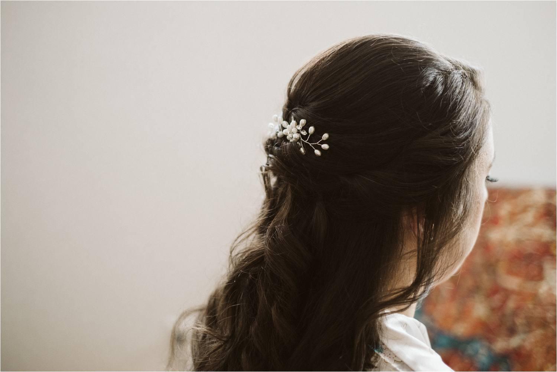 Milk and Roses Bistro Wedding - Greenpoint Brooklyn Wedding - Brooklyn NYC Wedding - Jemima Richards Brooklyn Wedding Photographer