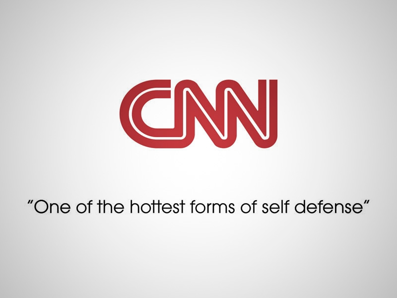 Krav Maga Worldwide en CNN