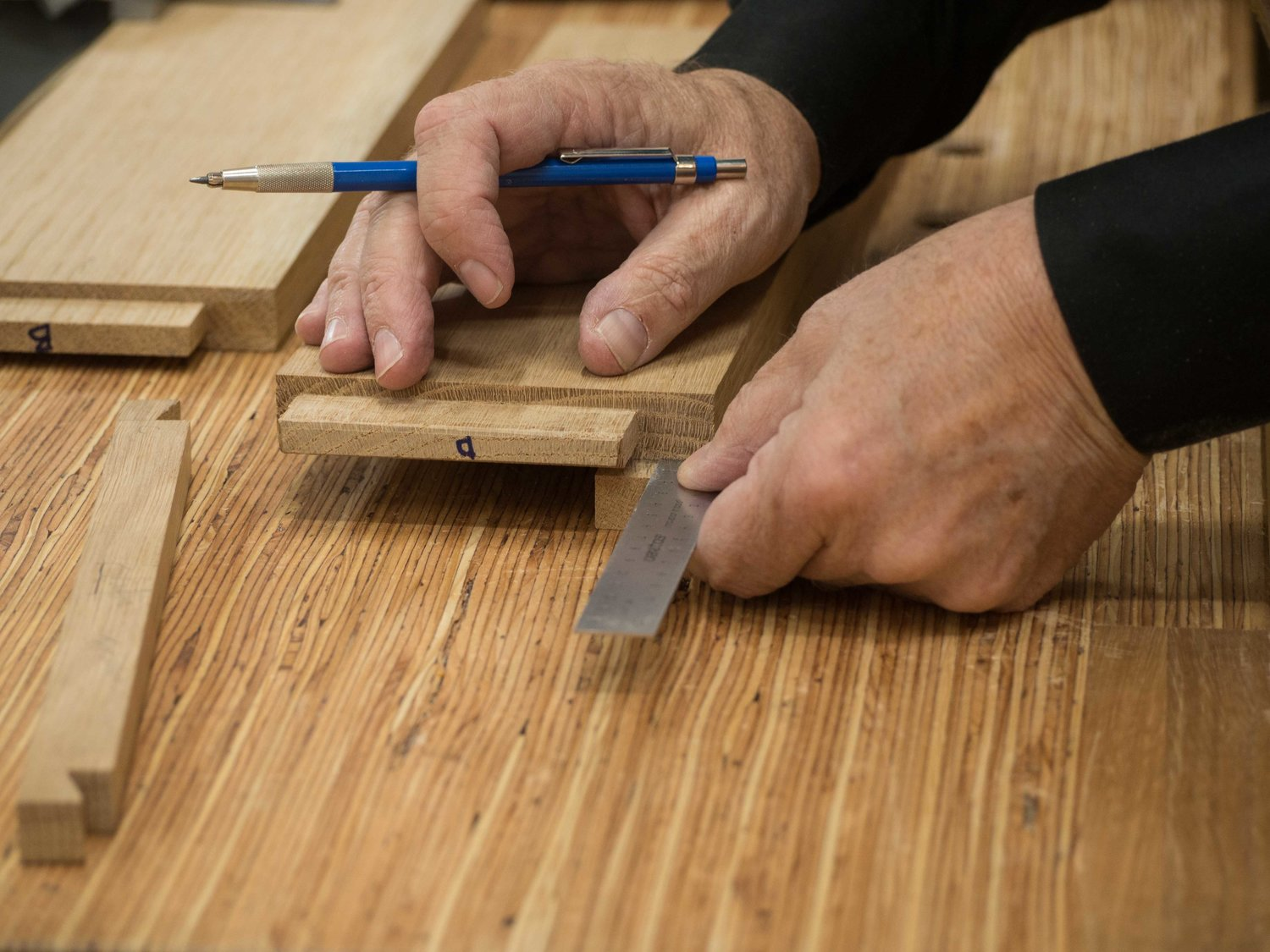furniture making courses — heartwood creative woodworking