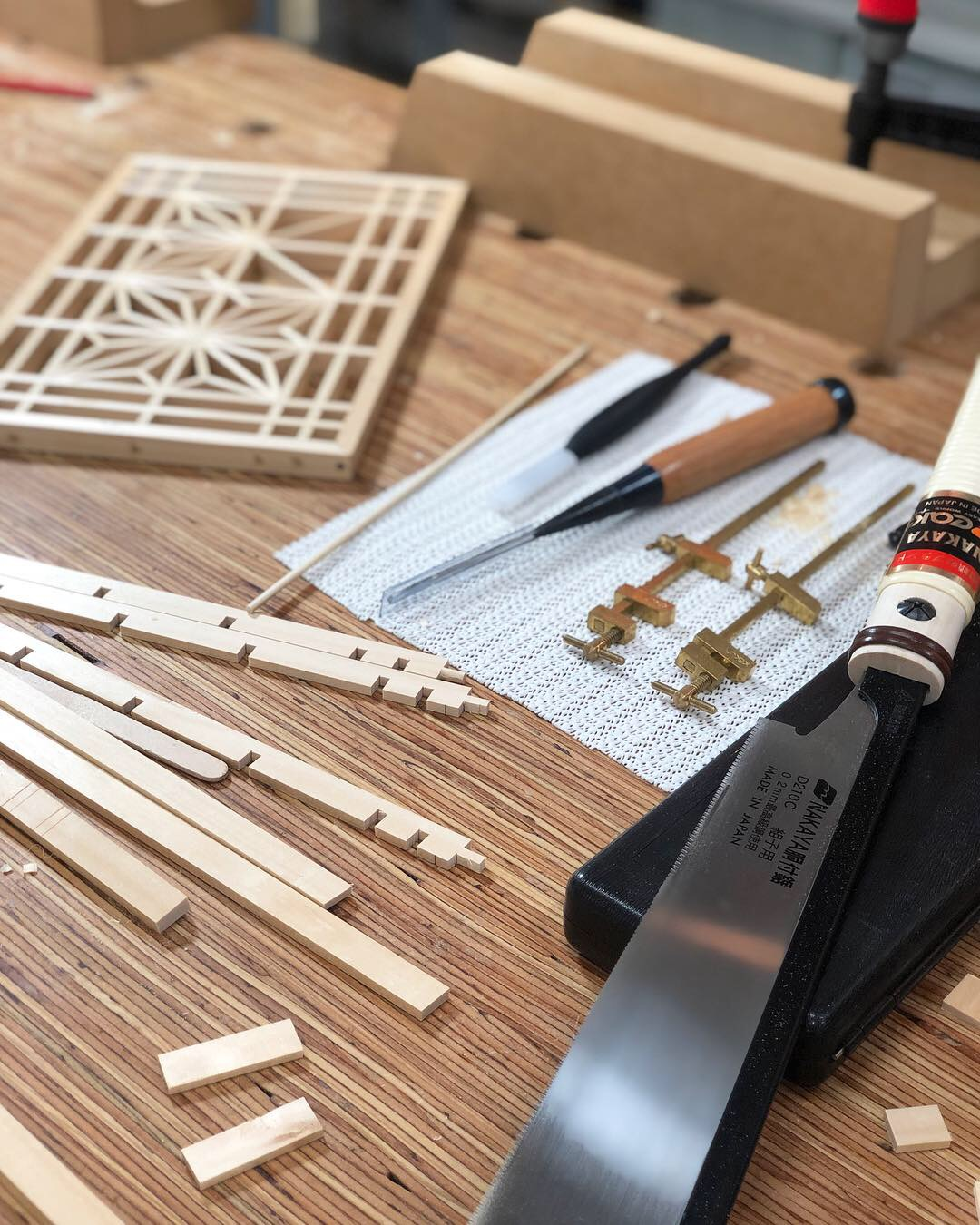 Kumiko Heartwood Creative Woodworking