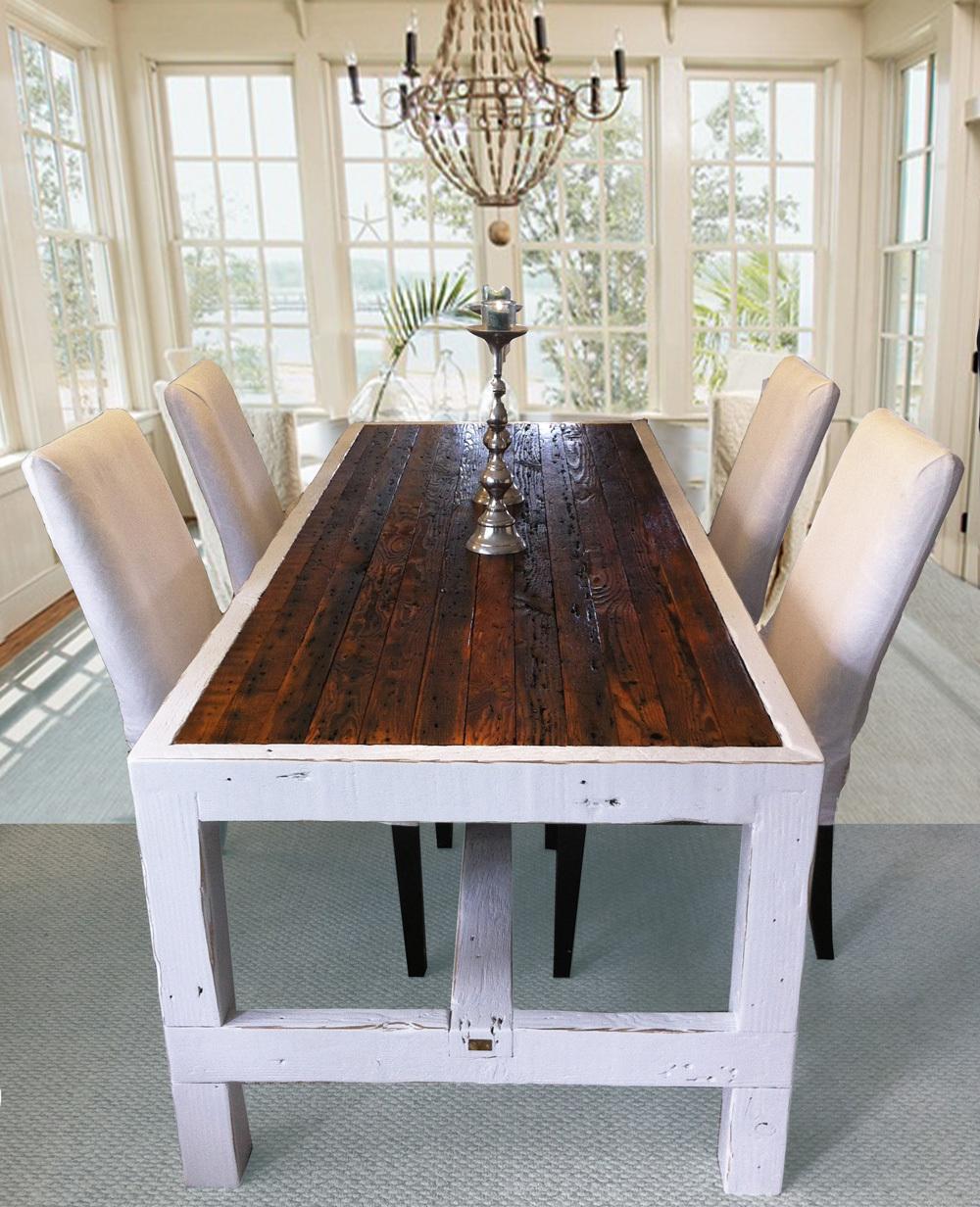 Dining Table Narrow Douglas Fir