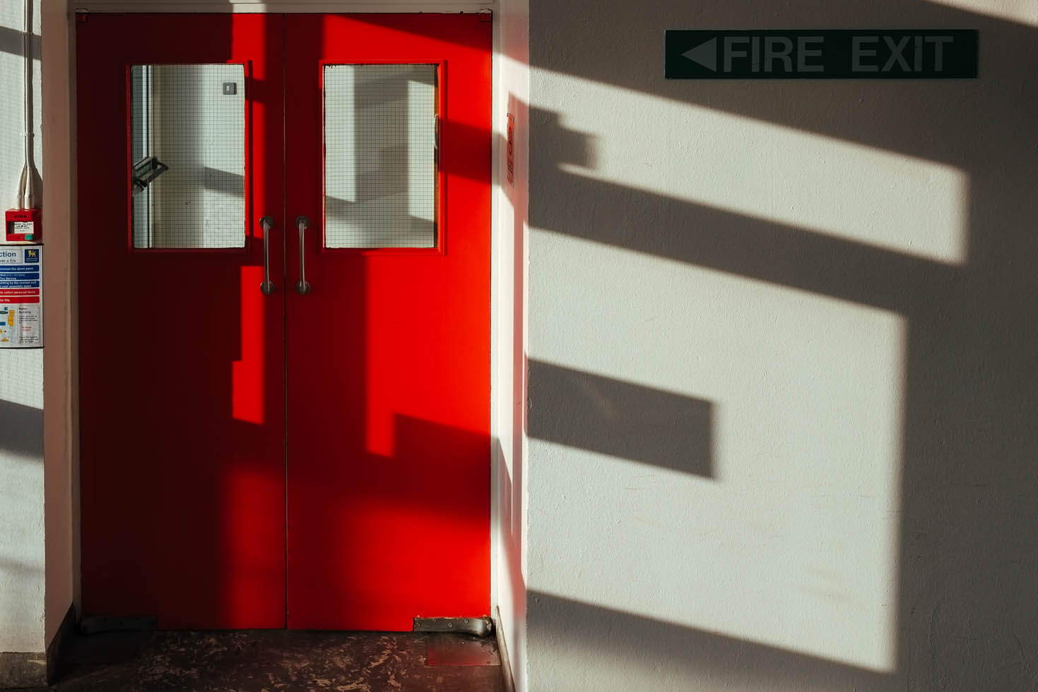 Red Door by Me & I Photography