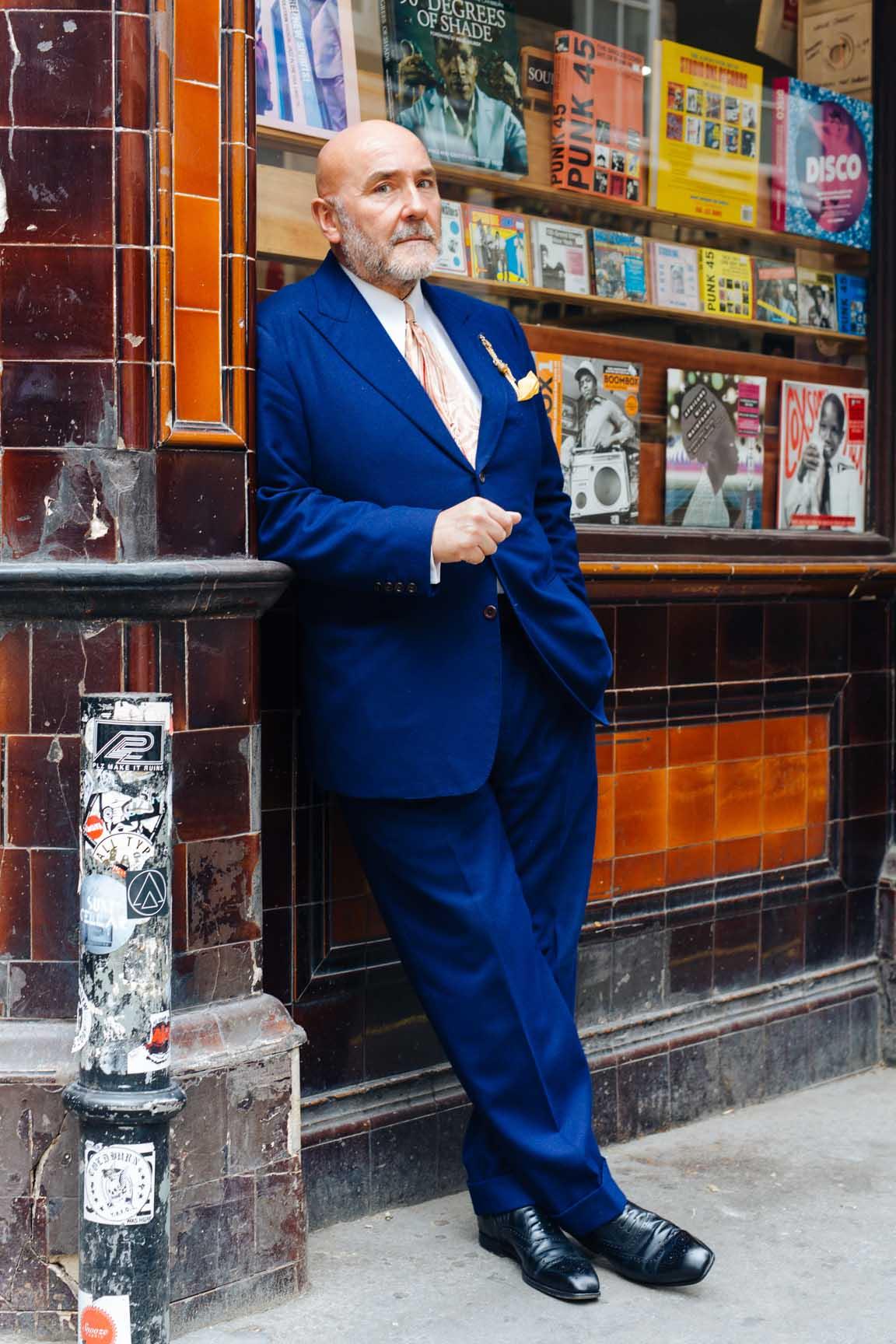 London Street Portrait 5
