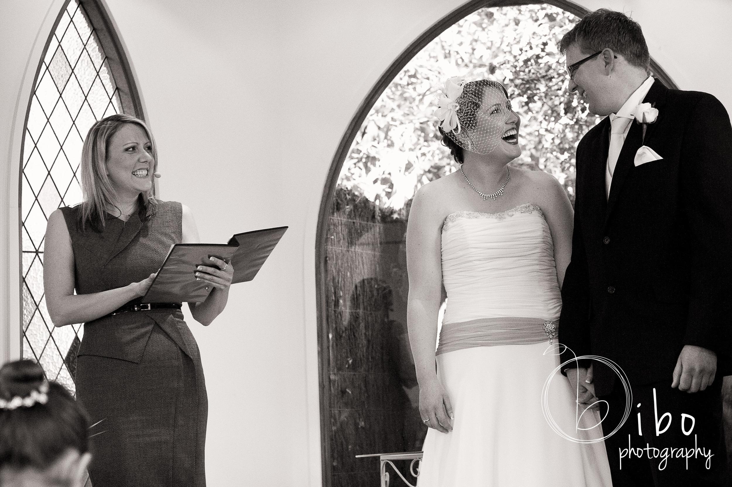 Fiona & Mark, Bram Leigh, Croydon, 2013.