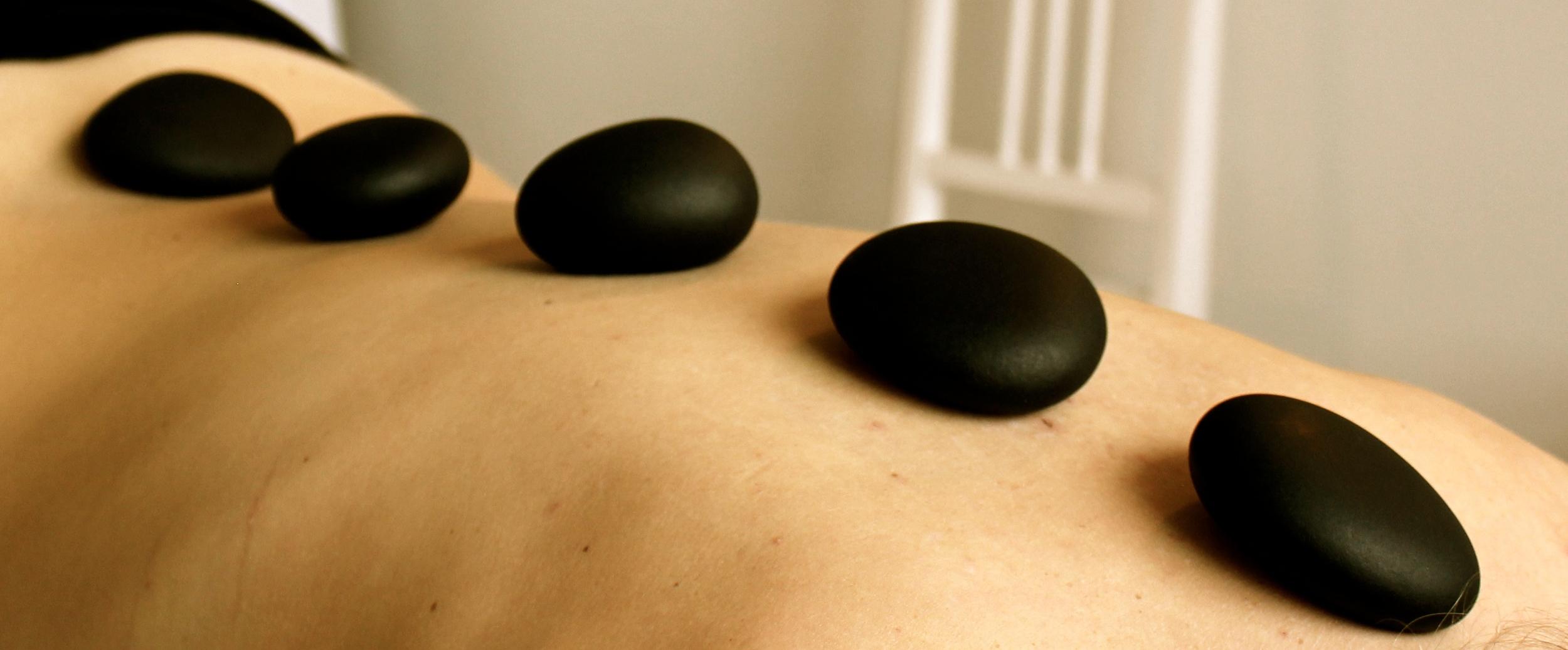 Hotstone massage, VitaPark Odder