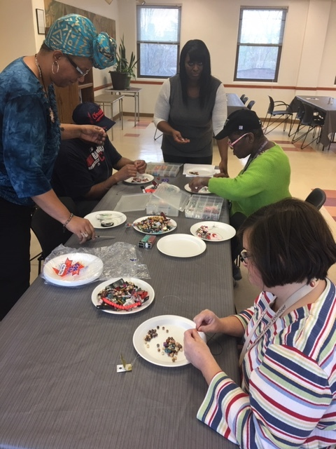 Jewelry MAKING WORKSHOP HOSTED BY sOOCRAFTY creations.