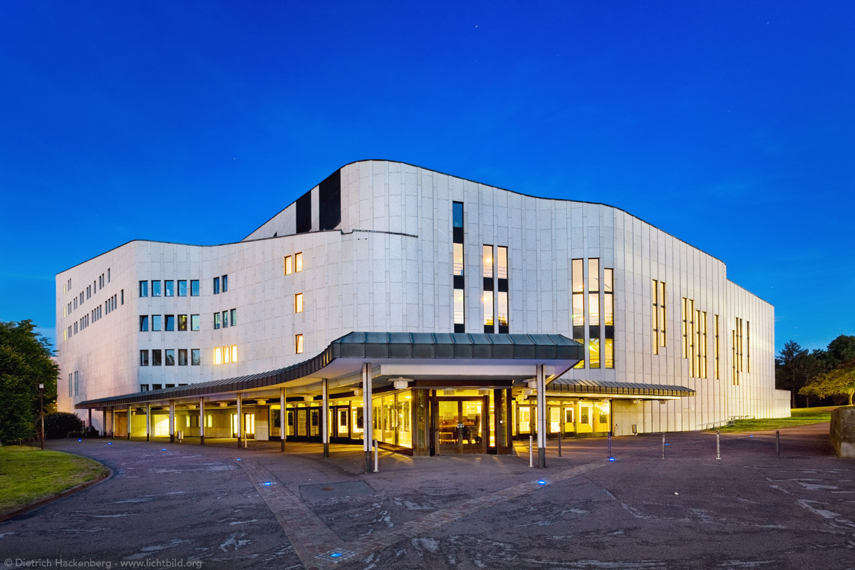 AALTO-THEATER in Essen