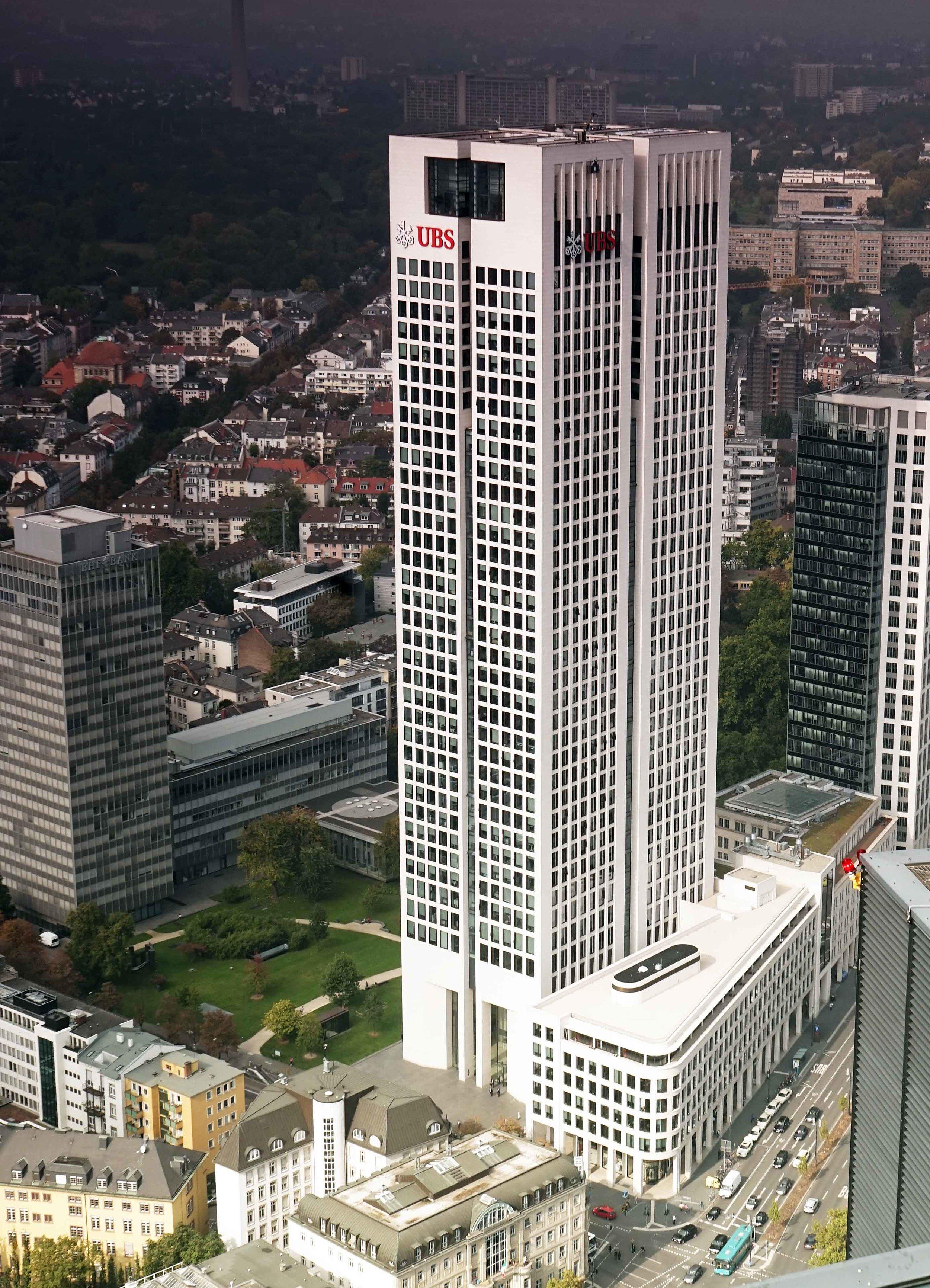 OPERNTURM in Frankfurt