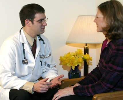 Dr. Schultheis and patient.JPG