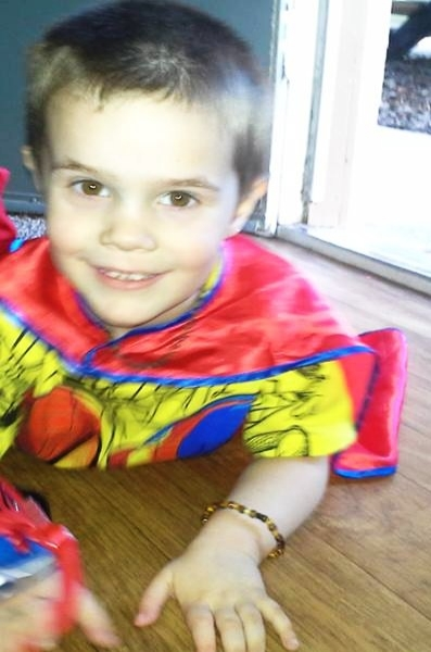 My son loved wearing his Staying Wild Necklace & bracelet!