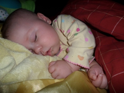 Sleep Regression & how to get through them..