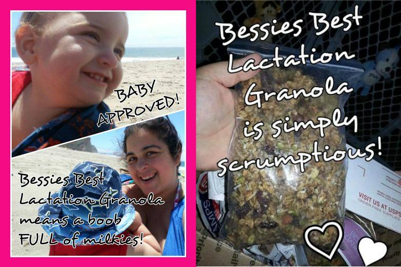 Bessie's Best: Lactation Cookies