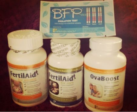 Fairhaven health Fertility Products