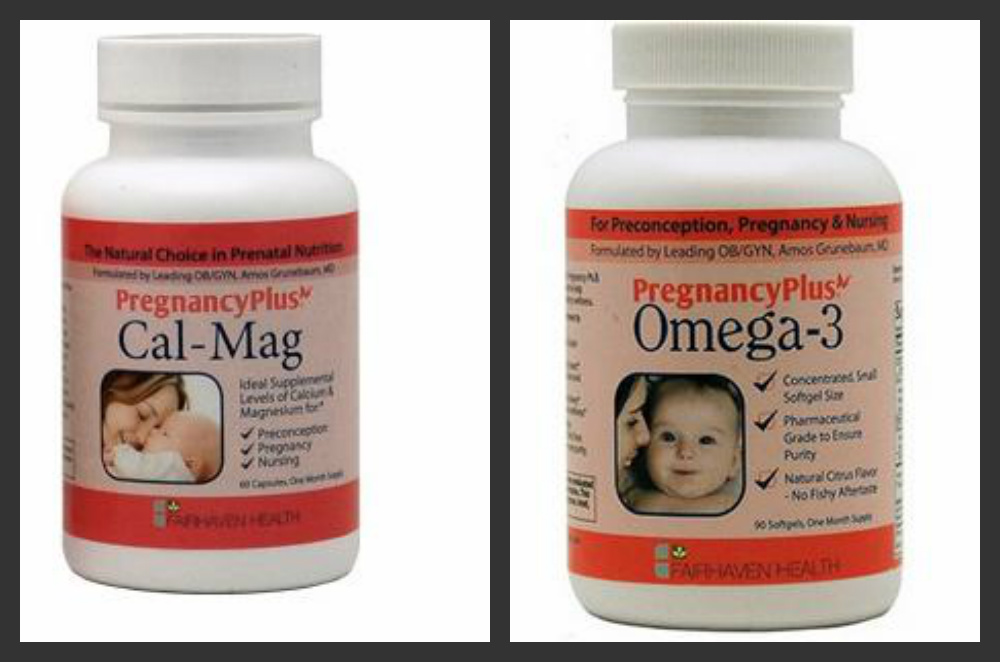 Omega-3/Cal-Mag Vitamins From Fairhaven Health Review